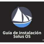 Guía de instalación Solus 3 budgie