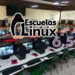 Ya se encuentra disponible Escuelas Linux 6.5