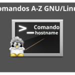 Comando -hostname-