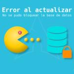Error: No se puede actualizar, Archlinux.