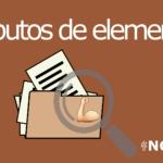Atributos de archivos y directorios